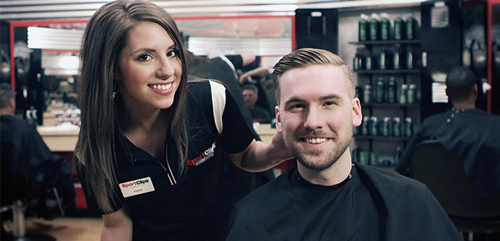 Sport Clips Haircuts of North Richland Hills Haircuts